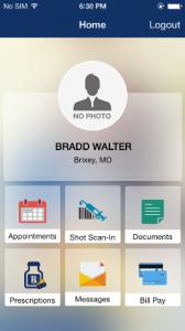 Patient Engagement App